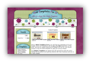 Web Templates For U - One of a Kind Website Templates - Boutique Templates